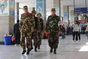 Έκρηξη στον σιδηροδρομικό σταθμό της πόλης Ουρούμτσι της Κίνας