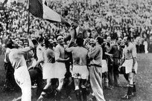 Ο Μπενίτο Μουσολίνι και το Μουντιάλ του 1934