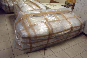 Κατασχέθηκαν 115,3 κιλά χασίς στην Αμφιλοχία