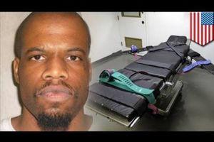 Ο ΟΗΕ καταγγέλει τη σκληρότητα της εκτέλεσης του θανατοποινίτη Κλέιτον Λόκετ
