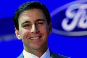 Νέος διευθύνων σύμβουλος για τη Ford