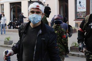 Τουλάχιστον 38 νεκροί στην Οδησσό