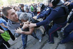 Ανάμειξη Ρωσίας στην αιματοχυσία καταγγέλλει το Κίεβο