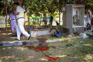 Ένας νεκρός από έκρηξη βόμβας στην Αίγυπτο