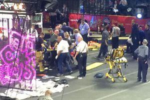 Ατύχημα σε τσίρκο εν ώρα παράστασης