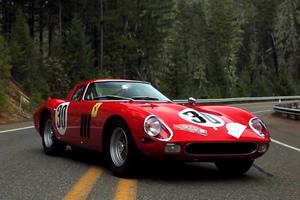 Ωδή στη Ferrari 250 GTO του 1964