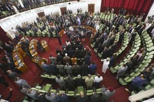 Επίθεση ενόπλων στο Κοινοβούλιο της Λιβύης