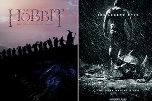 Κινούμενες αφίσες ταινιών