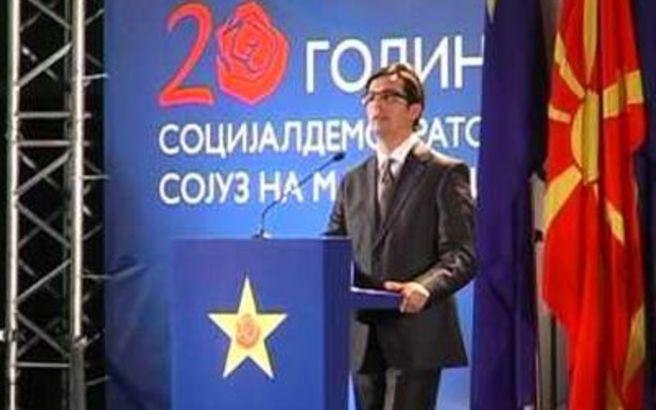 Προβάδισμα του Στέβο Πεντάροφσκι στις εκλογές των Σκοπίων