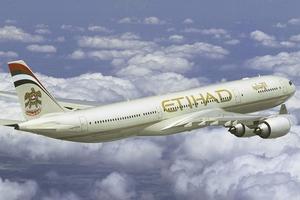Η Etihad Airways αυξάνει τις πτήσεις προς Αθήνα