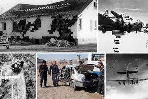 Ιστορικοί βομβαρδισμοί... κατά λάθος