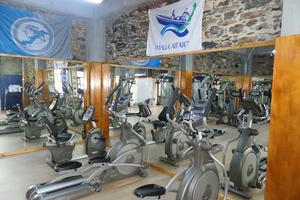 Κλειστό γυμναστήριο από την Ομάδα Αιγαίου και την Pfizer Hellas