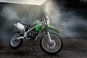 Νέο KLX150L από την Kawasaki