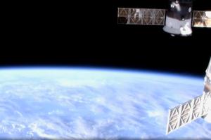 Ο Διεθνής Διαστημικός Σταθμός ξεκίνησε ζωντανή εκπομπή της Γης!