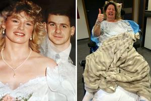 Τα τραγούδια του γάμου της την ξύπνησαν από το κώμα!