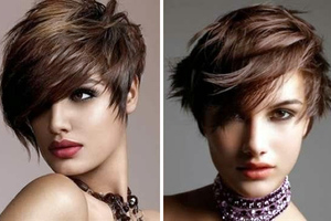 Το στυλ των κοντών μαλλιών παραμένει στη μόδα