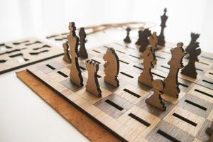 Σκάκι δύο διαστάσεων