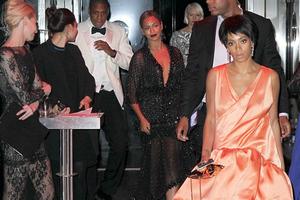 Η αδελφή της Beyonce γρονθοκόπησε τον Jay Z
