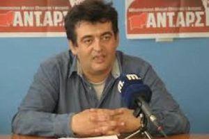 Προσήχθη στο αστυνομικό τμήμα υποψήφιος δήμαρχος με την ΑΝΤΑΡΣΥΑ
