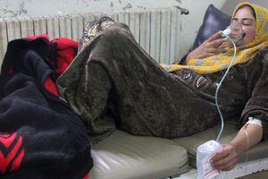 Πιθανό να χρησιμοποιήθηκε αέριο χλώριο στην επίθεση στην Ιντλίμπ