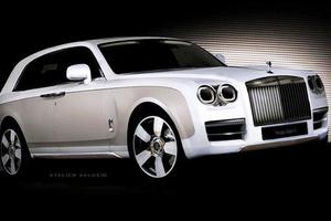 Νέο πολυτελές crossover ετοιμάζει η Rolls Royce