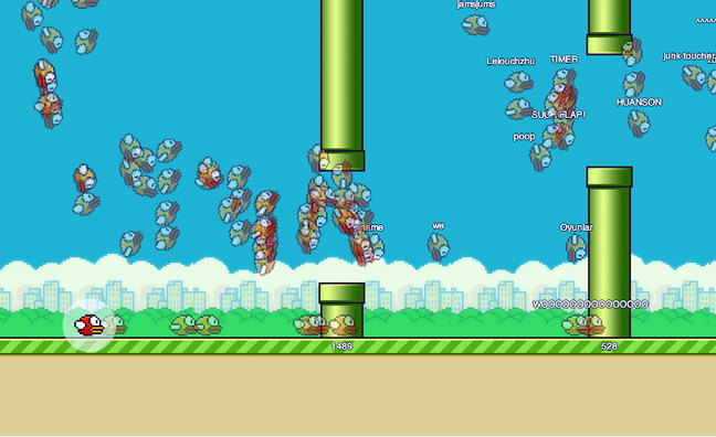 Tech News: Το Flappy Bird επιστρέφει τον Αύγουστο Ffflaaappyyfbddrg2