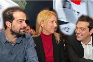 Συγκέντρωση ΣΥΡΙΖΑ στην πλατεία Εθνικής Αντίστασης