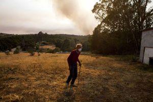Εκκενώνονται σπίτια στις πυρκαγιές της Καλιφόρνιας