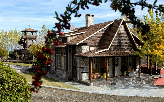 Μια ονειρική φάρμα βγαλμένη σαν από παραμύθι πολύ κοντά στην Αθήνα!