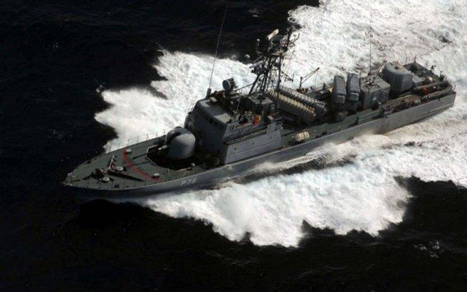 «Ναυμαχία» με τουρκικά πολεμικά πλοία που έζωσαν το Αγαθονήσι