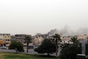 Μάχες στην Τρίπολη μετά την επίθεση στο κοινοβούλιο