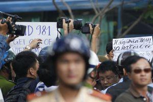 «Μπλόκο» Βιετνάμ στις αντικινεζικές διαδηλώσεις