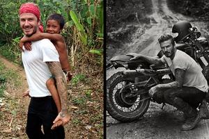 Οι... περιπέτειες του Μπέκαμ στη Βραζιλία