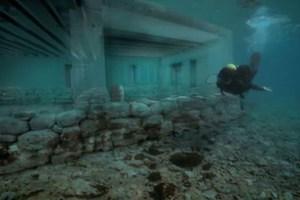 Έρευνες κάτω από τη θάλασσα για το πρώτο ευρωπαϊκό χωριό