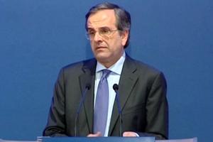 Με τον Πορτογάλο πρωθυπουργό Π. Κοέλιο συναντήθηκε ο Σαμαράς