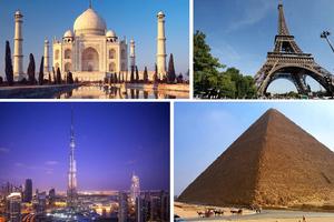 Τα άγνωστα μυστικά των πιο διάσημων μνημείων