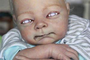 Φρικιαστικές κούκλες