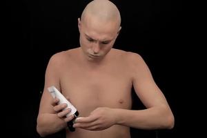 Αφαιρώντας το μακιγιάζ