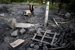 Οι πλημμύρες ακύρωσαν τα ταξίδια των Σέρβων