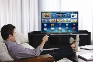 SMART TV ΕΞΥΠΝΗ ΤΗΛΕΟΡΑΣΗ