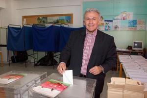 Δεν κατεβαίνει στις εκλογές ο Παναγιώτης Ψωμιάδης