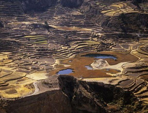 Τα φαράγγια Colca και Cotahuasi στο Περού