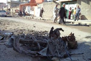 Επίθεση με 57 νεκρούς στο Ιράκ