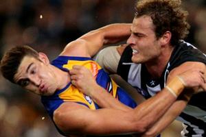 Φριχτός τραυματισμός στο αυστραλιανό ράγκμπι