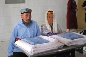 Νύφη ετών 113 και ο γαμπρός… στα 70