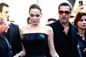 Άγνωστος χτύπησε τον Brad Pitt στο κόκκινο χαλί του «Maleficent»