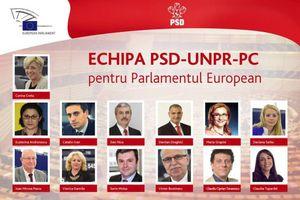 Δεκαέξι έδρες στην Ευρωβουλή για τη συμμαχία PSD-UNPR-PC