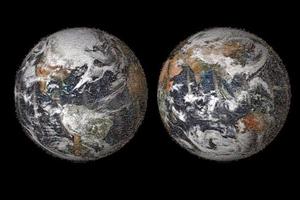Η Γη φτιαγμένη από selfies