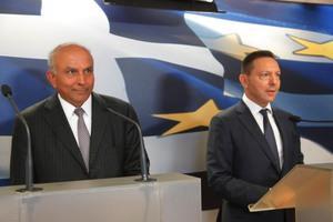 Αισιοδοξεί για την πορεία της ελληνικής οικονομίας ο Γουάτσα