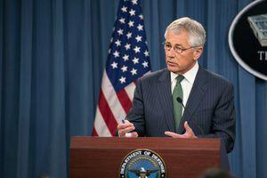 Παραιτήθηκε ο υπουργός Άμυνας των ΗΠΑ Τσακ Χέιγκελ